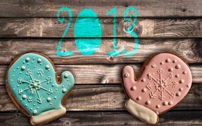 Картинка стол, печенье, глазурь, 2013, рукавицы