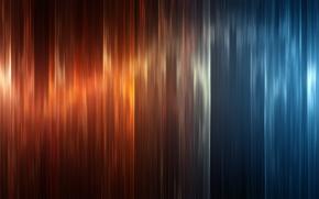 Обои цвет, блеск, полосы, линии, спектр, свечение