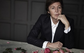 Картинка The Beatles, музыкант, легенда, композитор, Paul McCartney, The Wings