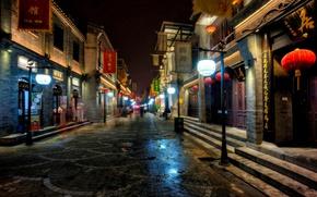 Картинка city, wallpaper, night