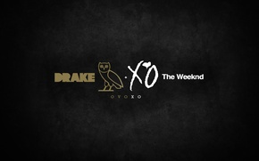 Картинка Drake, OVO, Octobers Very Own, OVOXO, The Weeknd