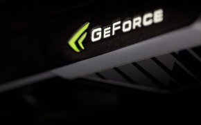 Картинка GTX, Nvidia, GeForce, видеокарта