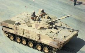 Картинка армия, боевая машина пехоты, Арабские Эмераты, Советская, БМП 3, BMP 3, иностранная