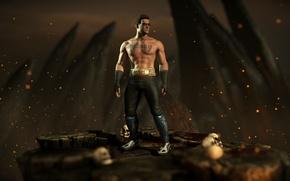Картинка Johnny Cage, Mortal Kombat X, Мортал Комбат 10, Джонни Кейдж