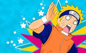 Картинка юмор, арт, Аниме, Наруто, Naruto, Uzumaki Naruto, Узумаки Наруто