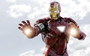 Картинка железный человек, iron man, avengers, тони старк, tony stark