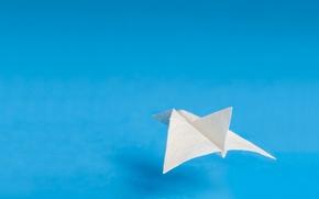 Картинка самолёт, фон, бумага