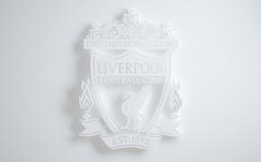 Картинка wallpaper, sport, logo, football, Liverpool FC