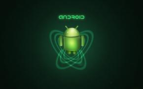 Картинка green, андроид, android