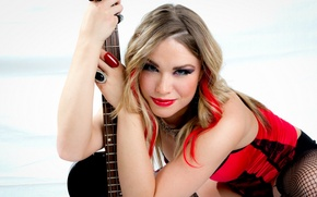 Картинка Rocker, model, guitar
