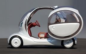 Картинка concept, Nissan, Pivo