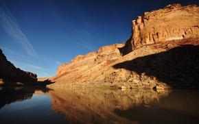 Обои Колорадо, река, Аризона, Гранд-Каньон