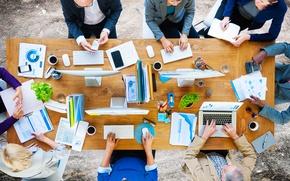 Картинка technology, information, working group folders