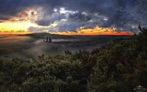Картинка облака, холмы, фотограф, photography, photographer, Lies Thru a Lens