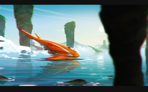 Картинка space, starships, No Man's Sky, No Mans Sky, но манс скай, space fight, nms, no …