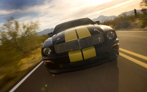 Картинка Mustang, Shelby, GT500