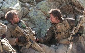 Картинка боевик, военный, Марк Уолберг, Mark Wahlberg, Lone Survivor, «Уцелевший»