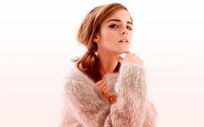 Картинка Emma Watson, фотосессия, Elle, фотограф Carter Smith
