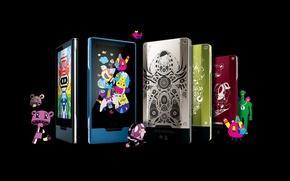 Картинка дизайн, графика, zune originals, Microsoft Zune
