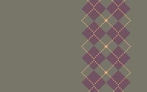 Обои фиолетовый, серый, фон, обои, цвет, текстура, клетка