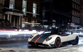 Картинка Roadster, Машина, Автомобиль, Cinque, Pagani Zonda