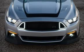 Картинка Стиль, Ford Mustang, RTR, 2017