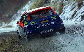 Картинка ford, rally, wrc, focus, 2002, Colin Mcrae