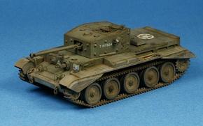 Картинка игрушка, танк, средний, моделька, крейсерский, Cromwell IV, «Кромвель»