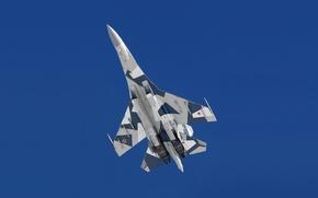 Картинка Сухой, истребитель, 902, Су-35БМ