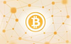 Обои валюта, coin, bitcoin