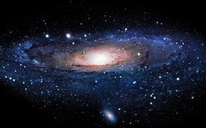 Картинка звезды, свет, вселенная, планеты