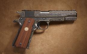 Обои Super, Government, M1911.38, Colt, Model2