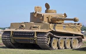 Картинка Германия, танк. ВОВ, PzKpfw VI «Tiger»