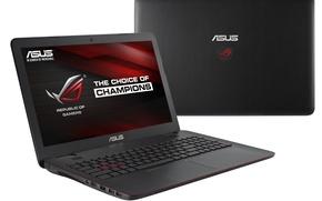 Картинка Hi-Tech, Asus, Rog, Personal Computer, G750