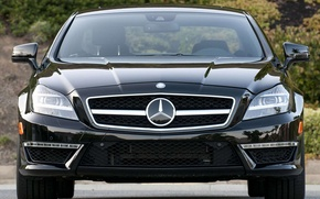 mercedes-benz, cls 63, amg, мерседес бенц АМГ обои