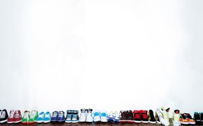 Картинка minimal, style, skaters