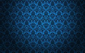 Обои синий, textures, текстуры