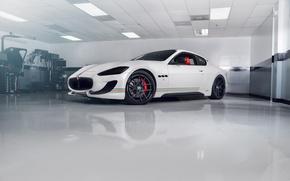 Картинка Maserati, Turismo, Gran, Wheels, Strasse
