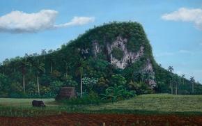 Картинка пейзаж, горы, Roberto Rodriguez