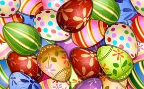 Картинка текстура, texture, пасхальные яйца, Easter eggs
