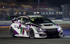 Картинка Honda, хонда, Civic, цивик, TCR International Series