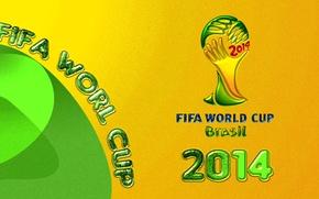 Обои brasil, Бразилия, футбол, кубок мира, 2014, fifa world cup