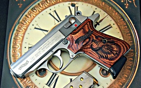 Картинка пистолет, оружие, Walther, PPKS, 380