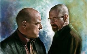 Картинка Во все тяжкие, Walter White, Heisenberg, Хайзенберг, Волтер Вайт, Breaking bad