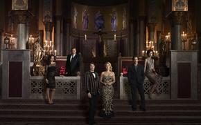 Картинка american, Gillian Anderson, cast, characters, Mads Mikkelsen, Will Graham, Laurence Fishburne, Hugh Dancy, Hannibal, television …