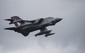 Картинка истребитель-бомбардировщик, Panavia Tornado, Торнадо