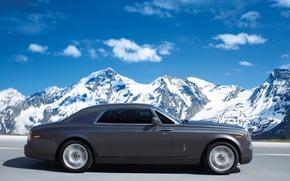 Картинка Rolls-Royce, класс, бренд, фантом, престиж