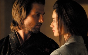 Обои Том Круз, драма, Tom Cruise, The Last Samurai, Последний Самурай