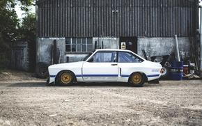 Картинка ford, форд, cosworth, эскорт, escort