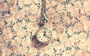 Картинка фон, стрелки, часы, цифры, цепочка